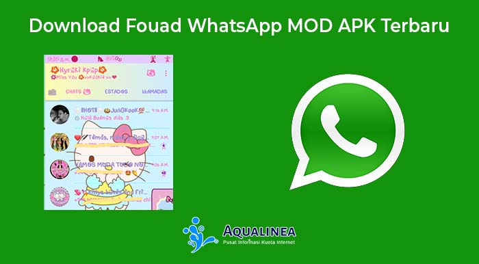 Download Fouad WhatsApp MOD APK Versi Terbaru