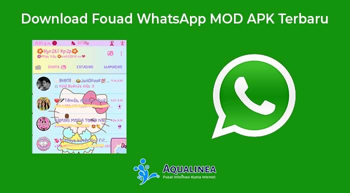 Download Fouad WhatsApp MOD APK Versi Terbaru
