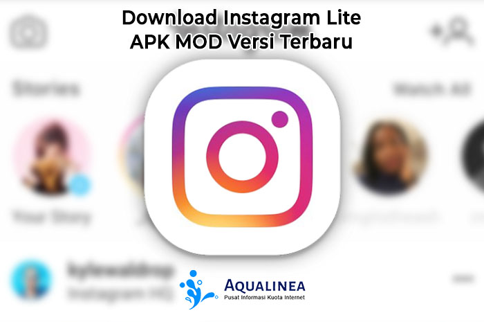 Download Instagram Lite APK MOD Versi Terbaru