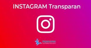 Download Instagram Transparan MOD APK Versi Terbaru