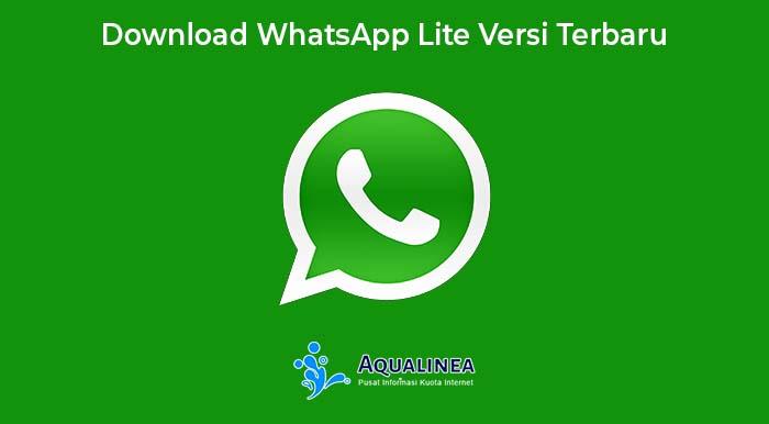 Download WhatsApp Lite MOD APK Ringan Terbaru
