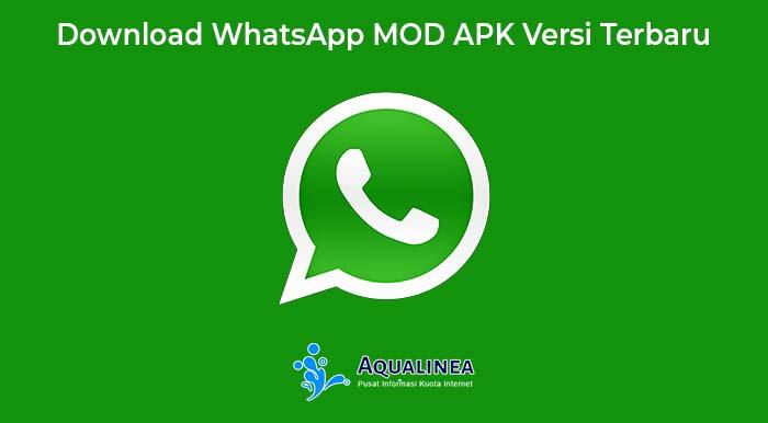 Download WhatsApp MOD APK Fitur Terlengkap Versi Terbaru