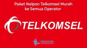 Paket Nelpon Telkomsel Murah ke Semua Operator
